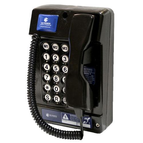 ATEX telephone / VoIP / IP66 / IP54