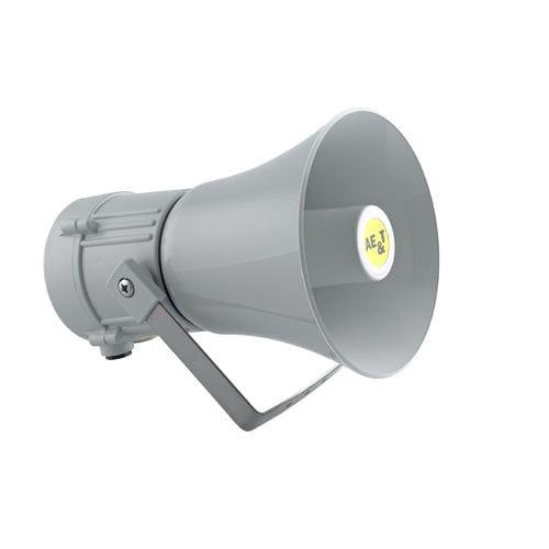 reinforced sealing loudspeaker / bracket-mounted / IP66 / IP67