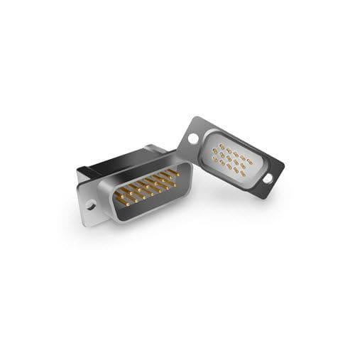 D-sub connector