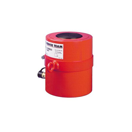 hydraulic cylinder / double-acting / single-acting / corrosion-resistant