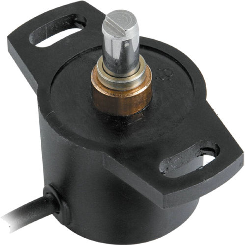 rotary position sensor / non-contact / magnetic / absolute