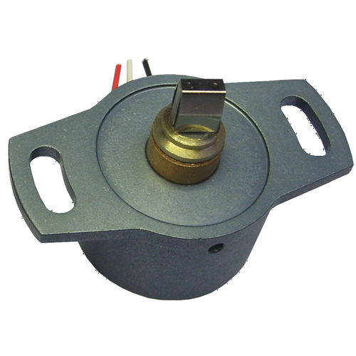 rotary position sensor / resistance / stainless steel / IP67