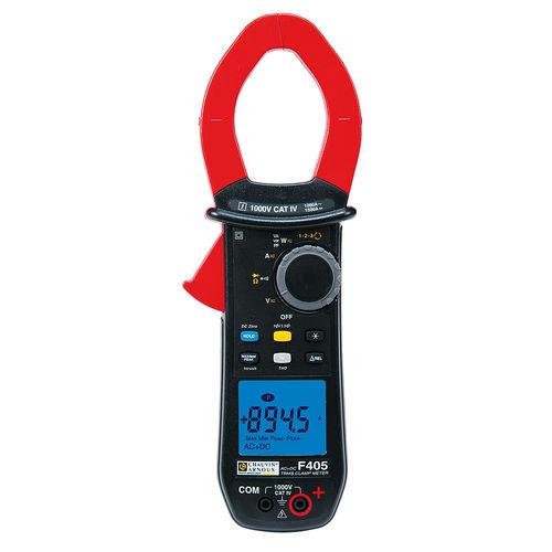 digital clamp multimeter / portable / 1000 V / 1000 A