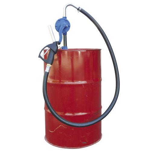 diesel fuel pump / manual / industrial / rotary
