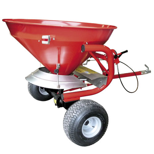 sand salt spreader