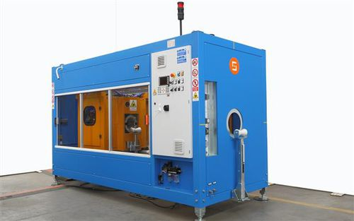 plastic cutting machine / knife / for tubes / manually-controlled