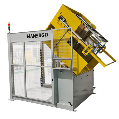 hydraulic tipping station - MANERGO