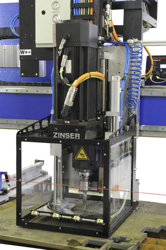 pneumatic drilling unit / CNC