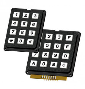 12-key keypad