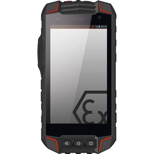 Android industrial smartphone