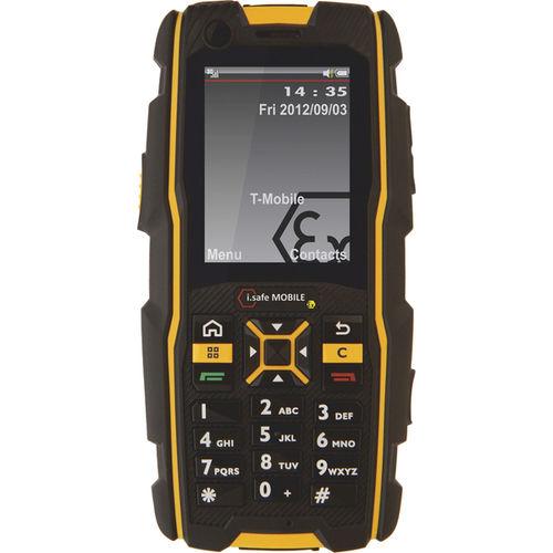 handheld industrial telephone / GPRS / UMTS / IP67