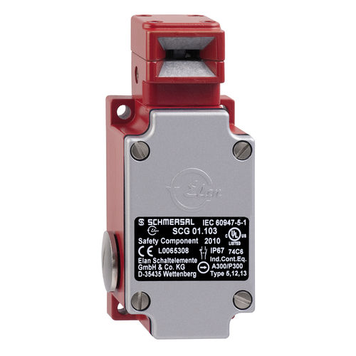 sensitive switch / multipole / with separate actuator / safety
