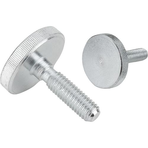 flat-head screw / steel