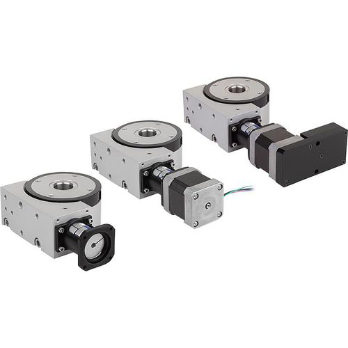 rotary positioning table / electric / precision