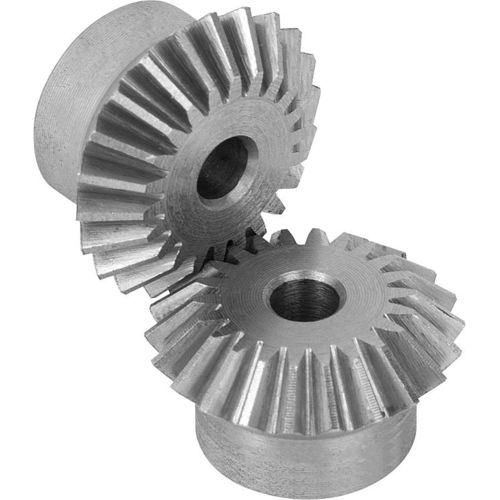 bevel gear / straight-toothed / steel