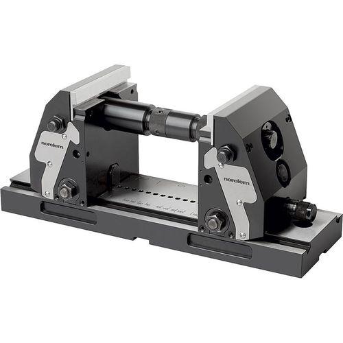 machine tool vise / 5-axis / steel