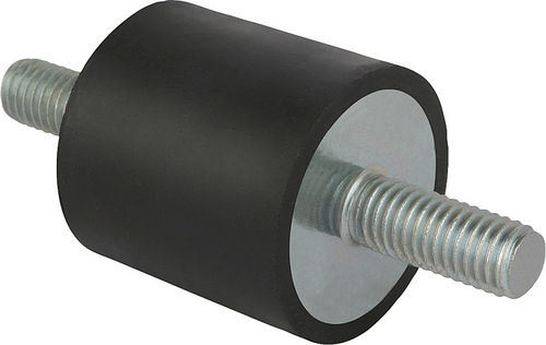 cylindrical anti-vibration mount