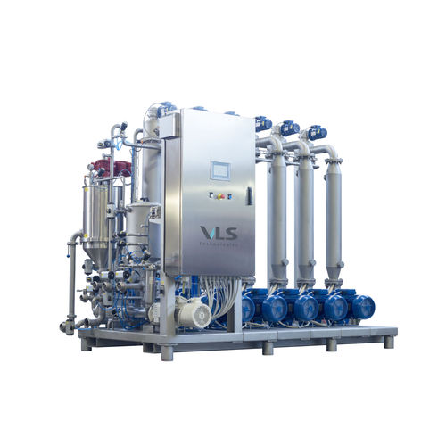 cross flow filter - VLS Technologies