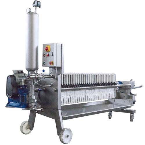 platform filter press - VLS Technologies