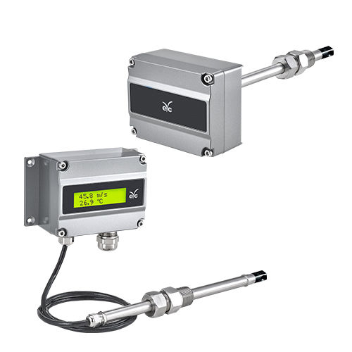 thermal air velocity transmitter - YUDEN-TECH CO.,LTD.