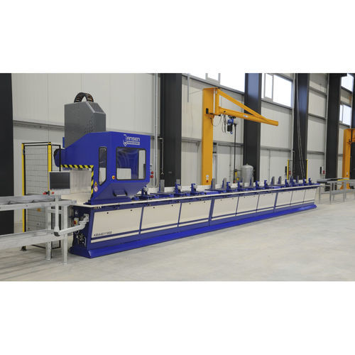 single-spindle drilling machine