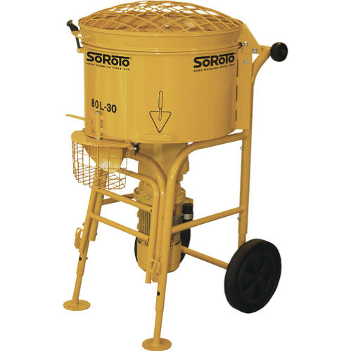 paddle mixer / planetary / batch / for concrete