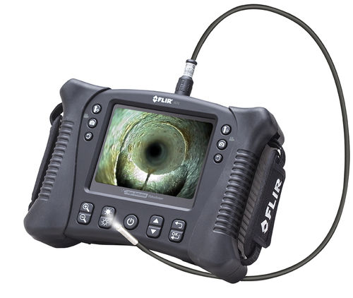 flexible videoscope / portable / industrial