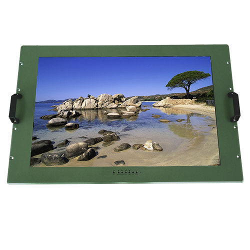 LCD monitor / capacitive touch screen / 15