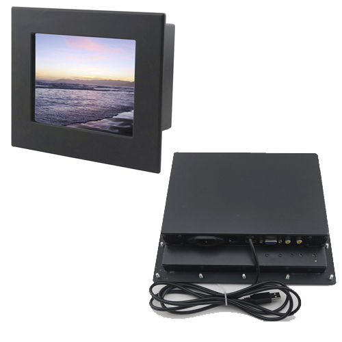 touch screen monitor / LED / 15