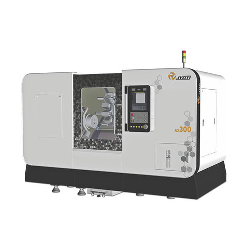 CNC milling-turning center / horizontal / 4-axis / spindle