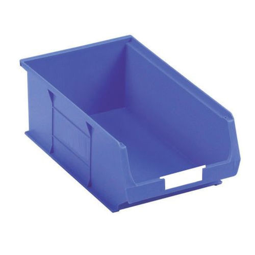 storage picking bin / polypropylene / for small parts / stackable