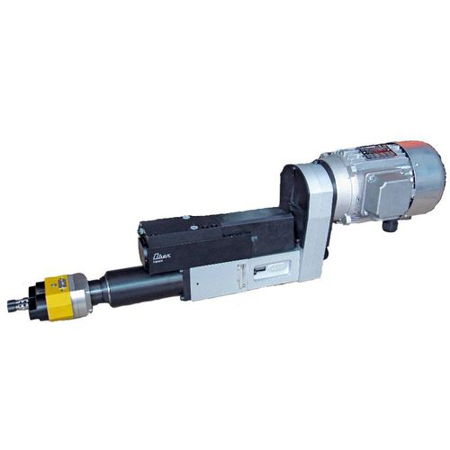 electro-pneumatic drilling unit