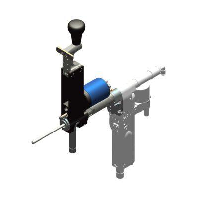 pneumatic drilling unit