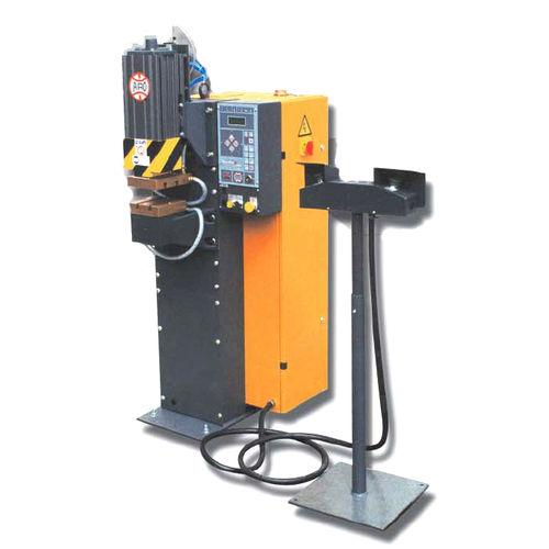 spot welding machine / AC / automatic / pneumatic