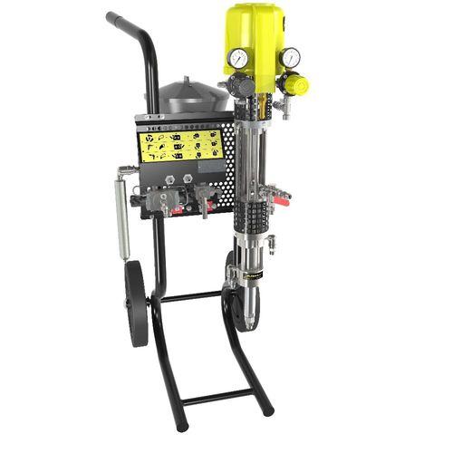 paint pump / normal priming / industrial / mobile