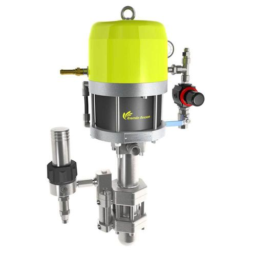 paint pump / air-driven / normal priming / airless
