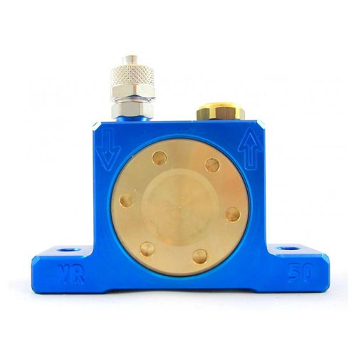 pneumatic vibrator / rotary / roller / high-frequency