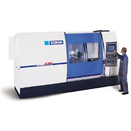 CNC milling-turning center / universal / 5-axis / 4-axis