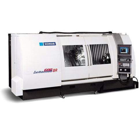 CNC lathe / 3-axis / 8-axis / double-spindle