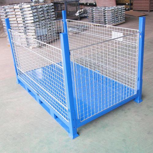 steel pallet box