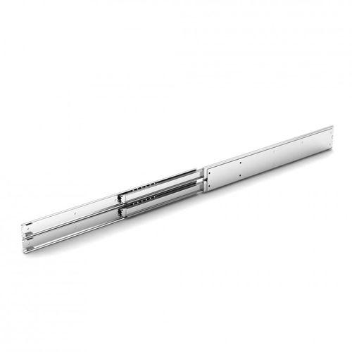full-extension slide / telescopic / ball bearing / heavy-duty