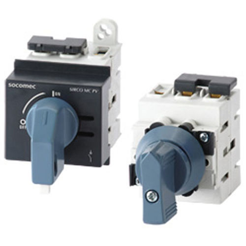 low-voltage disconnect switch