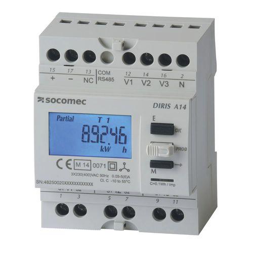 digital electric energy meter