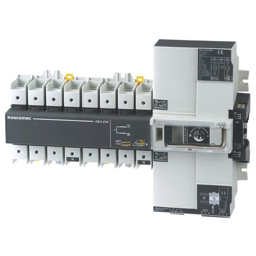 motorized changeover switch