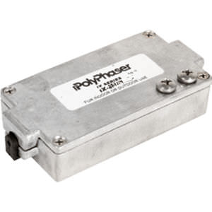 type 1 surge arrester / with housing / telecommunications