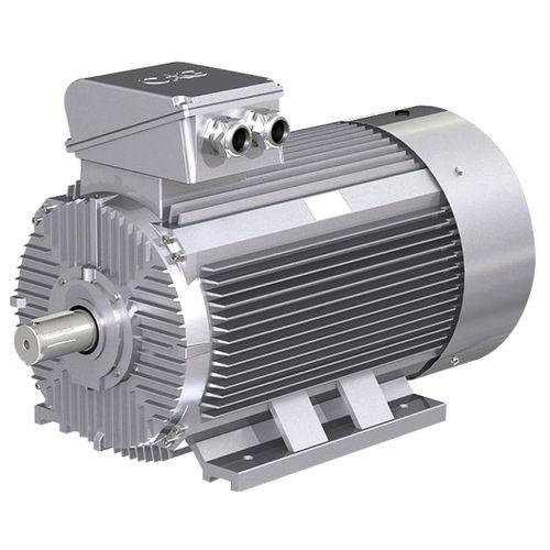 low-voltage motor