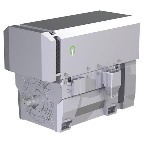 high-voltage motor / three-phase / asynchronous / > 1000 V