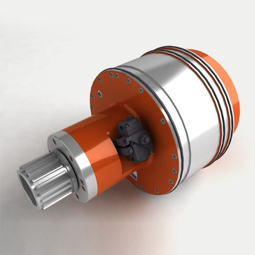coaxial gear reducer / 2 - 5 kNm / compact / hollow-shaft