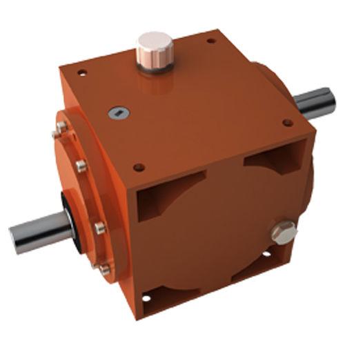 parallel-shaft gear reducer-multiplier / for heavy loads / transmission