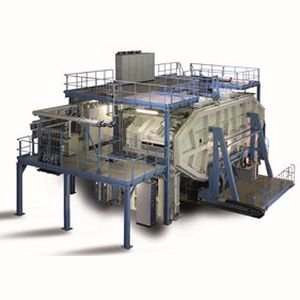 roll-to-roll coating machine
